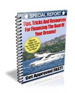 Getting A Boat Loan -Tips, Ideas, Advice Report